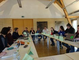 Workshop mit dem Rachel Carson Center der LMU
